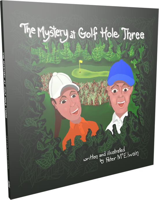 The Mystery at Golf Hole Three